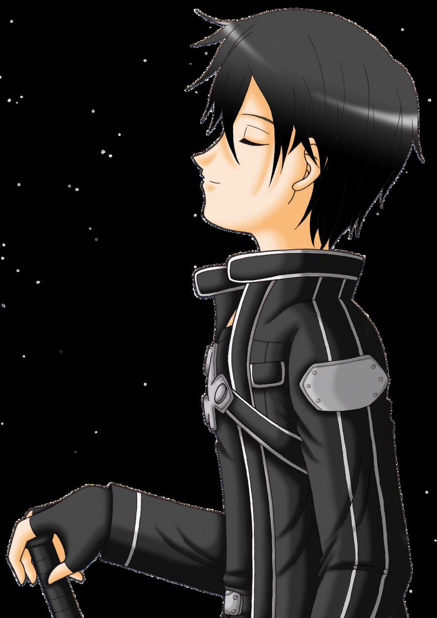 Sword Art Online - Kirito by Yugoku-chan