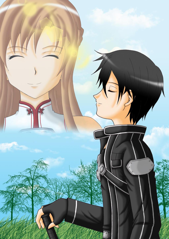 I always think of you - Kirito x Asuna by Yugoku-chan