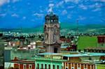 Reloj monumental de Pachuca forma 2