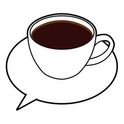 Bulles de cafe