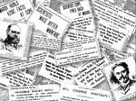 Bone Wars Newspaper by Pelycosaur24
