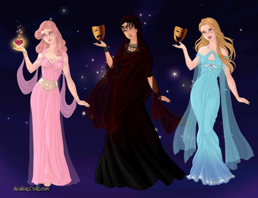 the muses in greek mythology and The muses were goddesses of the arts, but one of these is not quite like the others in this lesson, we'll get to know urania, muse of astronomy.
