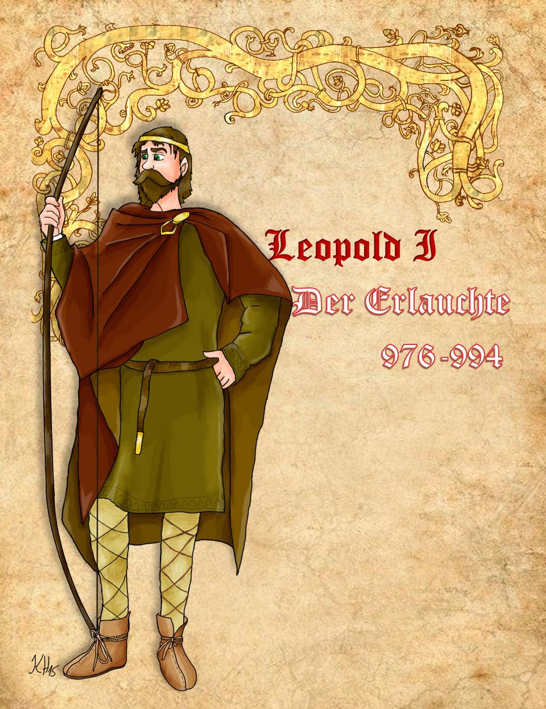 Leopold the Illustrious of Austria