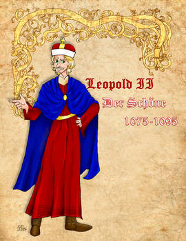 Leopold the Handsome of Austria