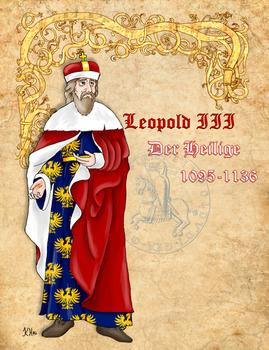 Saint Leopold III of Austria