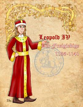 Leopold the Generous of Bavaria