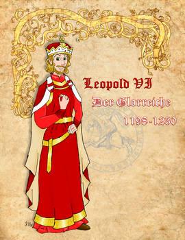Leopold the Glorious of Austria