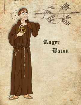 Medieval Scientist Roger Bacon