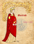 Duchess Gertrud of Austria