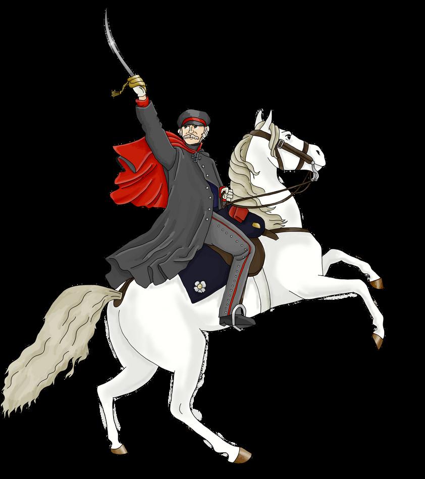 Marschall Vorwaerts! by Pelycosaur24