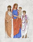 Cornelia and her Children