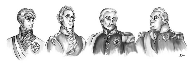 Napoleons Adversaries
