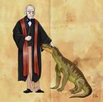 Richard Owen and his Gorgonops