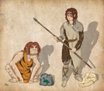 Stone Age - Stereotype vs Reality: Neandertals