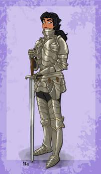 Historical Disney Warrior Princess - Esmeralda