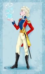 Historical Disney Warrior Princess - Elsa