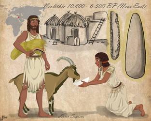 Stone Age 101 - Part 6 by Pelycosaur24