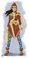 Historical Wonder Woman