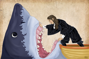 Nicolaus Steno and his Megalodon