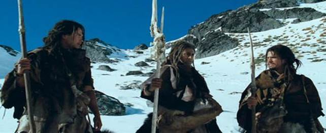 Stone Age Movies - 10,000 BC (2008) by Pelycosaur24 on