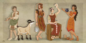 Stone Age Professions