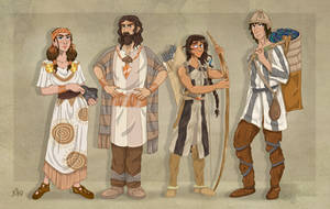 Stone Age Professions - Part 3