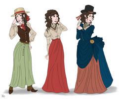 Elisabeth - Character Design