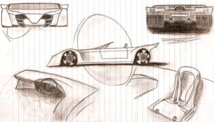 Xemurai 1 Concept Car