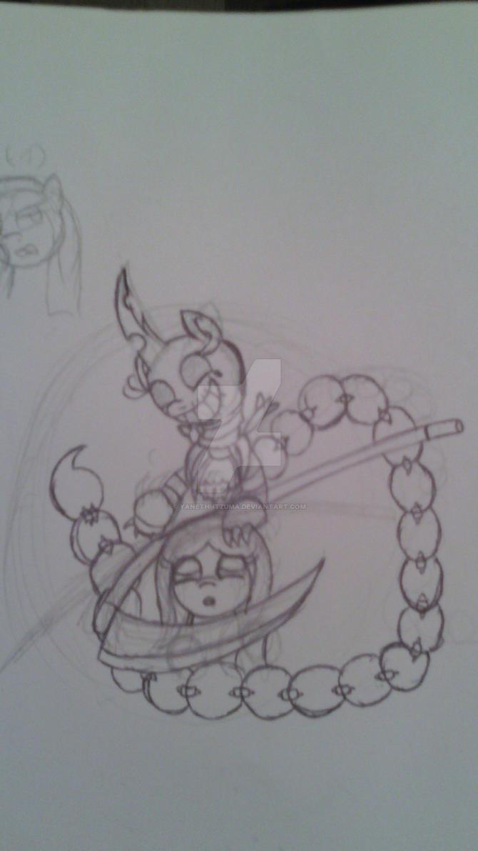 dead pony by yaneth-itzuma