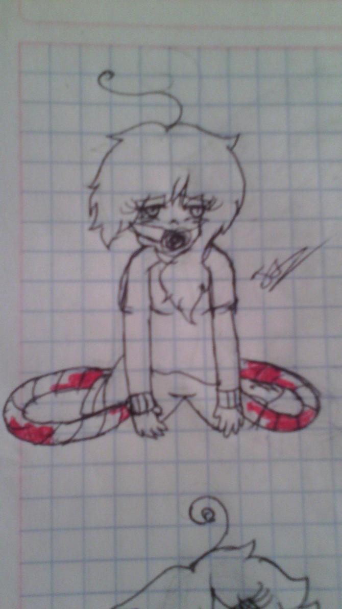 Encadenada?) by yaneth-itzuma