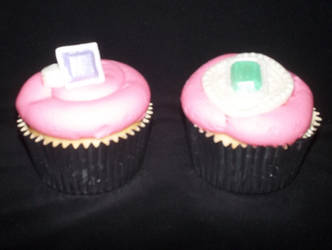 Jewelry Cupcakes by ShellyW005