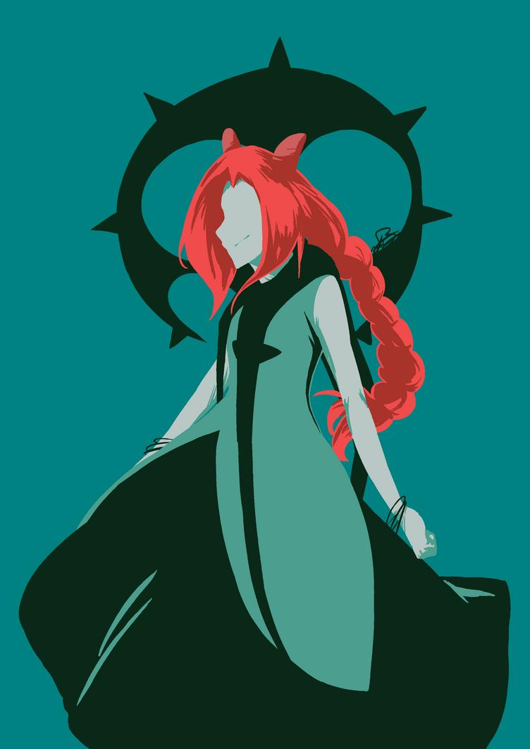 Fantroll of Doom by LilFleur