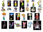 Pokemon Cartoon Cross Team: Ed Edd n Eddy