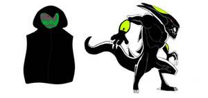 HUUE: The Mysterious Figure/Kreivolve