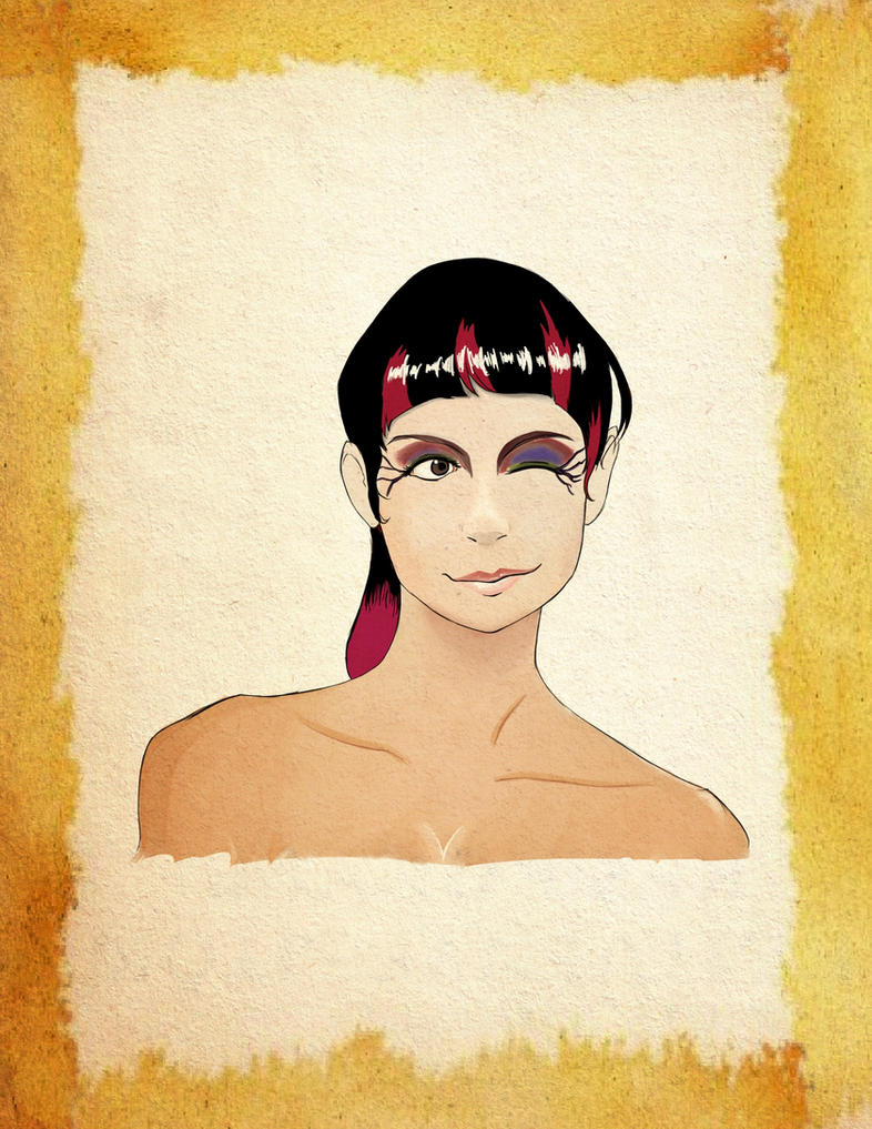 This was fun (Flirty Johanna Mason) by chaingear097 on ...