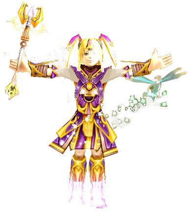 Falara Priestess