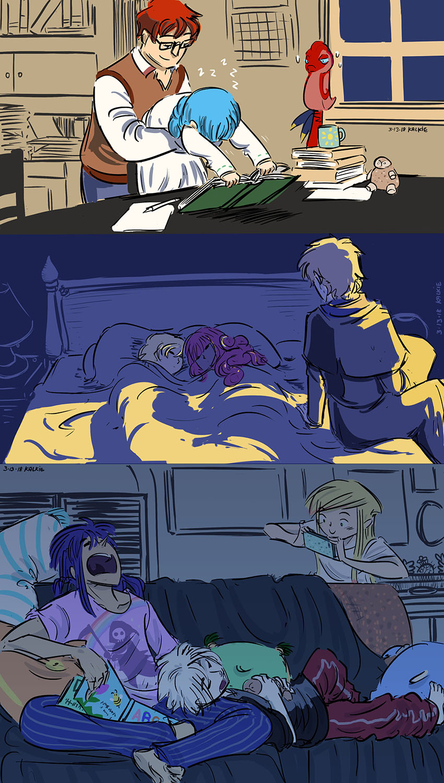 Daddy Bedside