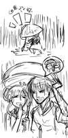 PoTY- Rain Fluff Stuff