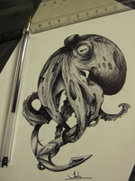 Octopus by Krains