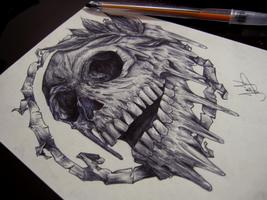 Memento mori. by Krains