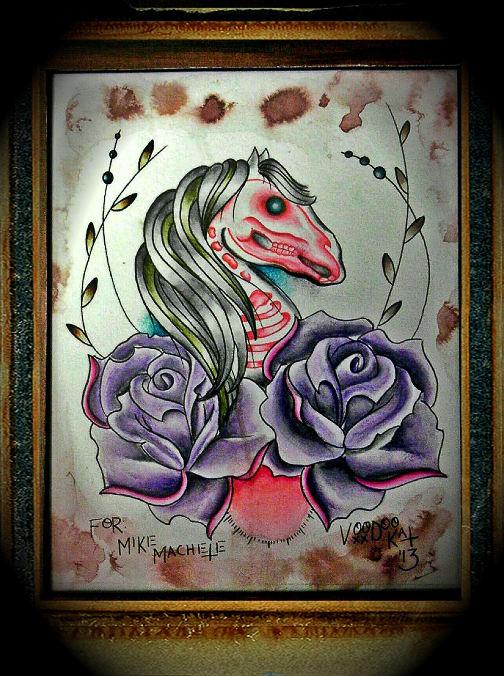 Traditional Tattoo Flash art FAVS favourites by x-ladylex ...