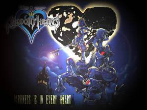 Kingdom Hearts 'Darkness'