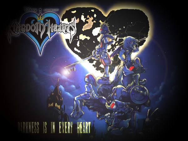 Kingdom Hearts 'Darkness' by Wass