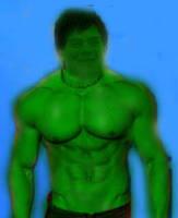 Hulk Juan by Wass