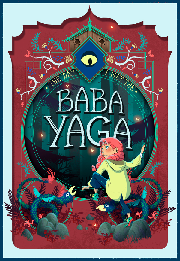 BABA YAGA by NCHEVALIER