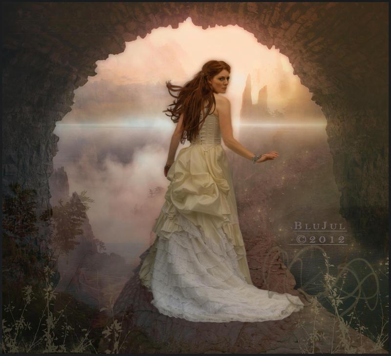 Please mind the gate ~~ by EdenaBlujul
