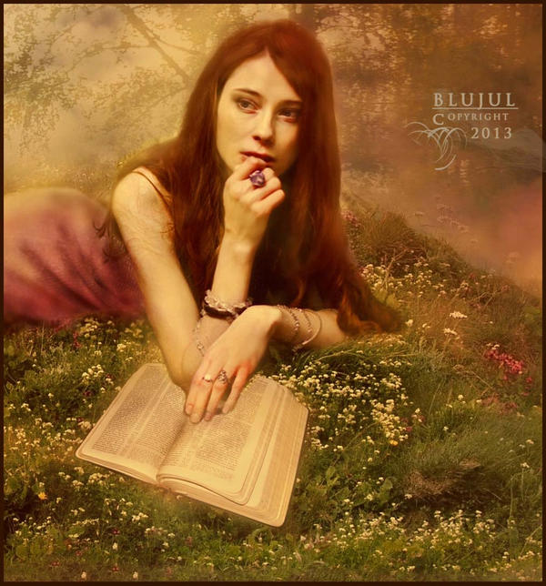 ..THE BOOK.. by EdenaBlujul