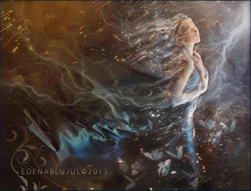 Solar Winds by EdenaBlujul