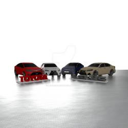 My Toyotas