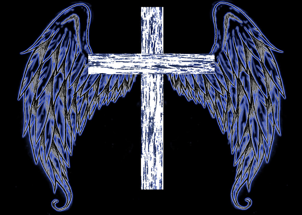 Heart cross tattoo aol image search results voltagebd Choice Image